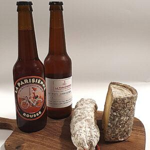severac saucisson duo bieres