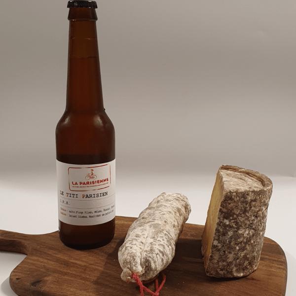 severac saucisson biere